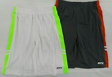 Boys STX $38 White & Gray 2-Pair Athletic Short Set Sizes 8, 10/12 & 14/16