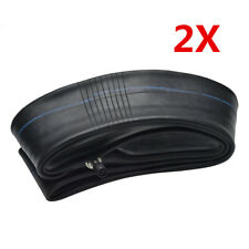 2x Heavy Duty 60/100-14 Inner Tire Tube Motorcycle 2.25/2.50-14