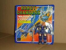 ROBOT CHANGERS WARRIOR CONDOR ACTION FIGURE BRAND NEW IN CARD