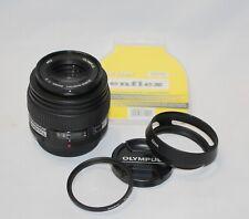 NEW Olympus Zuiko 50mm F/2 Macro ED Lens four thirds fit (NOT micro 4/3)