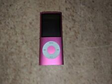 Apple iPod Nano 4th Generation PINK 8GB (B4)
