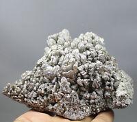 Rare Magnesium Ore Wave Shape Cluster Mineral Specimen 400g