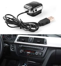 Handsfree Calling Car Charger Wireless Bluetooth LCD USB FM Transmitter Magnet