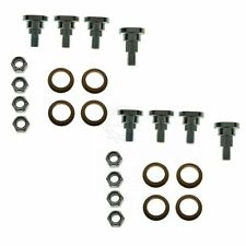 Dorman Upper & Lower Door Hinge Pin & Bushing Lock Nut Kit for Firebird Camaro