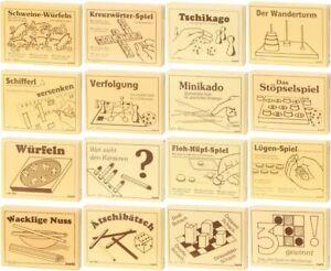 Mini-Spiele - Kleine Spielideen für den großen Spaß - Auswahl