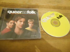 CD OST Soundtrack - Queer As Folk TV Series (15 Song) BMG RCA VICTOR jc