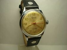 Wostok Vostok Volna Wave wrist watch 22 Jewels 1960`s VINTAGE ORIGINAL USSR