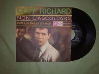 CLIFF RICHARD NON L'ASCOLTARE (M) ITALIAN ISSUE