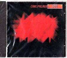 CARL PALMER PM- 1:PM CD (NEW Prog Rock 1980) Emerson Lake &/Atomic Rooster
