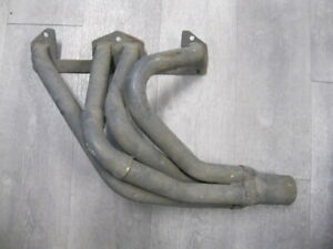 1976 1977 1978 1979 1980 1981 Triumph TR7 Exhaust Header Steel Painted New
