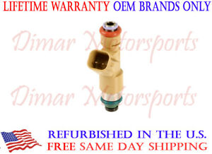 OEM SINGLE FUEL INJECTOR FITS 2006-2008 S-TYPE 4.2L