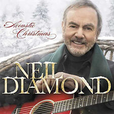 Neil Diamond Acoustic Christmas 2016 European Vinyl LP