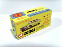 CORGI TOYS No.284 -  Superb custom display/ reproduction box -  CITROEN SM
