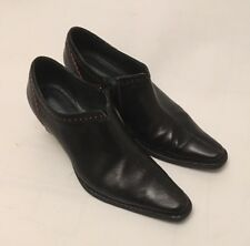 Pikolinos Black leather booties ankle boots Euro 40 US 9.5-10