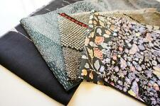 Japanese kimono Fabric | Patchwork Lot 479 | Vintage | valued pack