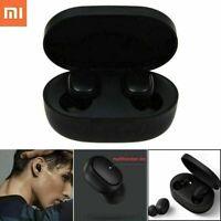 Xiaomi Redmi True Wireless Earbuds Basic Bluetooth 5.0 Charging Case Black New H