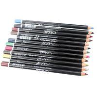 M.N 12 Farben Kosmetik Make-up Eyeliner Bleistift Wasserdichte Augenbraue Schoen