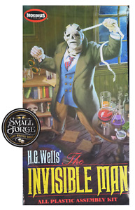 MO903 Moebius, The INVISIBLE MAN, by HG Wells. Lots of extras. Scale 1:8. NEW