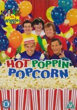 The Wiggles - Hot Poppin' Popcorn DVD 2010