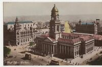 South Africa, Post Office Durban Tinted RP Postcard, B245