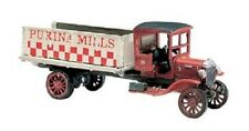 Woodland Scenics 218 Diamond T Grain Truck New Free Shipping Made in Usa