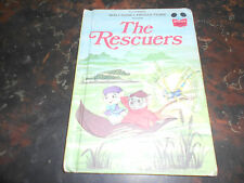 The Rescuers, Authorized Walt Disney Productions Edition, hb, BCE 1977, GD cond.