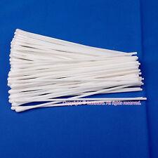 "100 applicators Cotton Swab 6"" -P.P. Swab Stick, Make-up Stick, toy tool, q-tip"