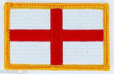 PATCH ECUSSON BRODE DRAPEAU ANGLETERRE INSIGNE THERMOCOLLANT NEUF FLAG PATCHE