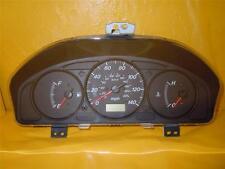 01 02 03 Mazda Protege Speedometer Instrument Cluster Dash Panel Gauges 62,226