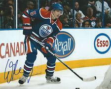 **GFA Edmonton Oilers *LADISLAV SMID* Signed 8x10 Photo L3 COA**