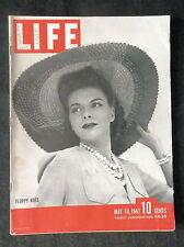 LIFE Magazine May 19,1941 WILSON - NEWSFRONTS - AUSTRALIA - CORVETTES - NAZIS -