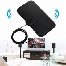 Antenna TV Amplificata Per Digitale Terrestre DTT DVB-T/DVB-T 2,VHF/UHF/FM px