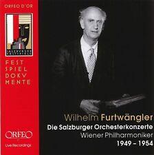 Furtwängler - Die Salzburger Orchesterkonzerte 1949 - 1954 - CD