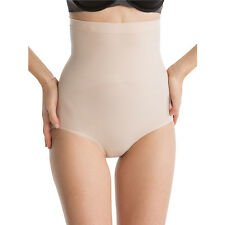 New Spanx Higher Power Panties in Nude Sz Small