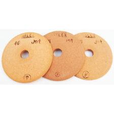 3 Mole abrasive 200 mm Corindone normale Smerigliatrice Seghe Macinare, S1018.3