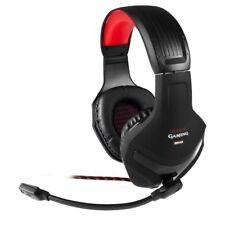 Cascos Auriculares Mars Gaming MH2 con Micrófono Juego PC, PS4, Móvil, Tablet