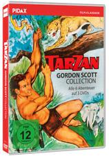 3 DVD-Box * TARZAN - GORDON SCOTT COLLECTION (PIDAX FILM-KLASSIKER) # NEU OVP
