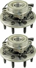 Hub Bearing for 2008 Dodge Ram 1500 4WD/AWD-EXTENDED CREW CAB-8 STUD-Front Pair