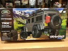 Defender TRX4 Land Rover  TRAXXAS,Color gris