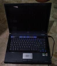 NOTEBOOK HP PAVILION DV5116EU computer portatile da sistemare vero affare Win XP