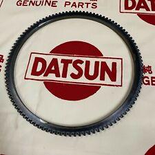 DATSUN 1200 Flywheel Ring Gear Genuine (For NISSAN B110 B210 B310 A12 A14 A15)