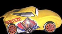 Disney Pixar Cars 3 pillow Large Transforming Plush Car Cruz Ramirez yellow boys