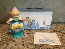 WDCC Small World Holland Girl With Tulip With Box And Sealed COA