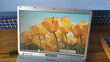 """Easynote R1004, model MIT-RHEA-C, complete screen, Lid, Bezel, 15.4"""" with cablin"""
