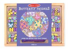 Melissa & doug Schmetterling Freunde Perlen Set Alter 4+ Kinder Handwerk