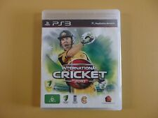 International Cricket 2010 Sony Playstation 3 PS3 PAL Complete     Lot 2