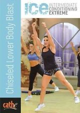 Cardio and Toning Exercise DVD - Cathe Friedrich ICE LOWER BODY BLAST DVD