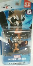 Disney INFINITY 2.0 Marvel Super Heroes Rocket Raccoon Figure New Free Shipping