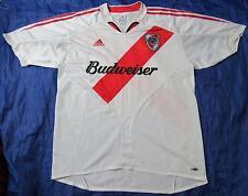 club atlético river plate heimtrikot trikot adidas 2004 -2005 argentinien erwachsene xl