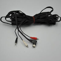 Bose-8 pin/RCA Din Cable/Link Lifestyle 5/8/9/12 Music Center to Subwoofer